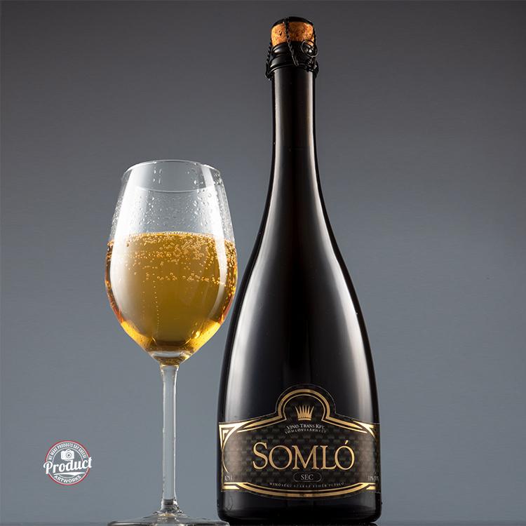 wine product photo