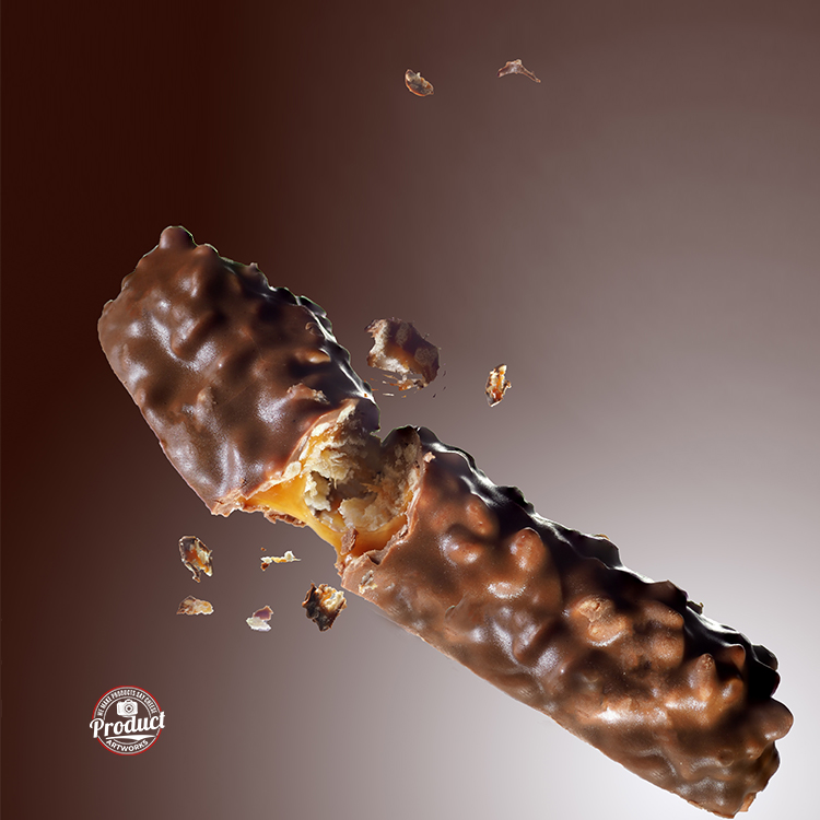 exploding chocolate